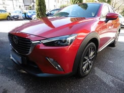 MAZDA CX3  1,5D 105PS AWD EXCEED