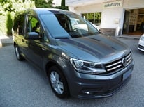 VW CADDY GRAU