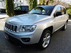 JEEP COMPASS 2,2 CRD 163PS 4X4 AWD ​LIMITED
