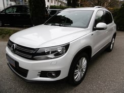 VW TIGUAN 2,0TDI 184PS DSG 4 MOTION ​LOUNGE