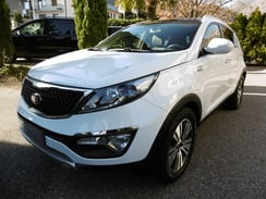 KIA SPORTAGE 2,0 CRDI 136PS AWD ​REBEL 4X4