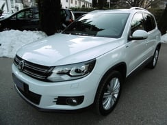 VW TIGUAN 2,0TDI 150PS DSG 4 MOTION ​LOUNGE