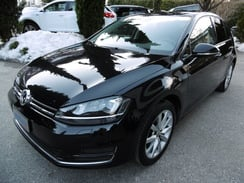 VW GOLF 2,0TDI 150PS ​HIGHLINE